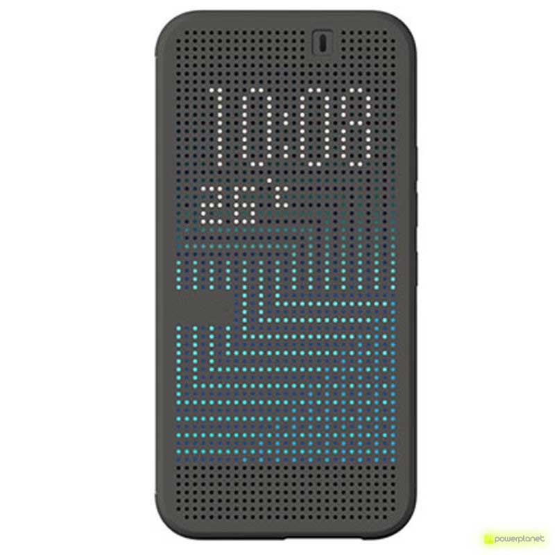 Funda HTC M9 con Pantalla Pixel