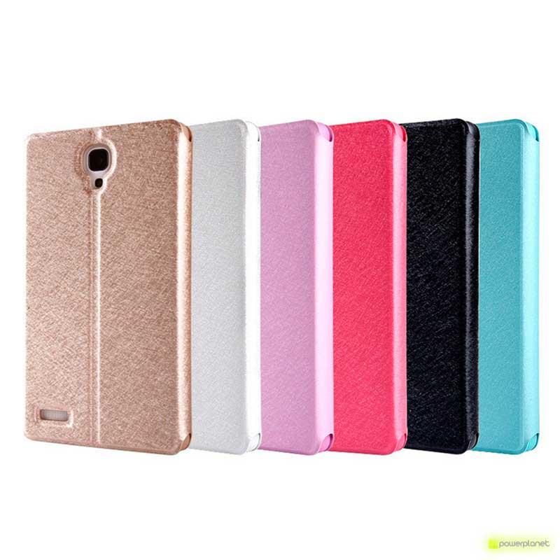 Funda Tipo Libro Xiaomi Redmi Note flexible
