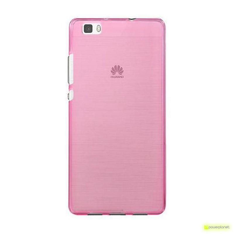 Capa de Silicone Huawei P8