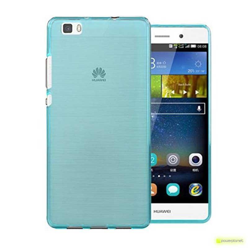Funda de Silicona Huawei P8 Lite