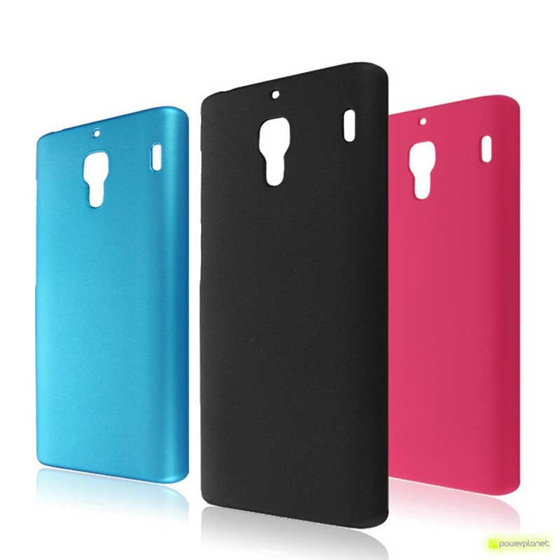 Capa de silicone Xiaomi Red Rice/Redmi 1S