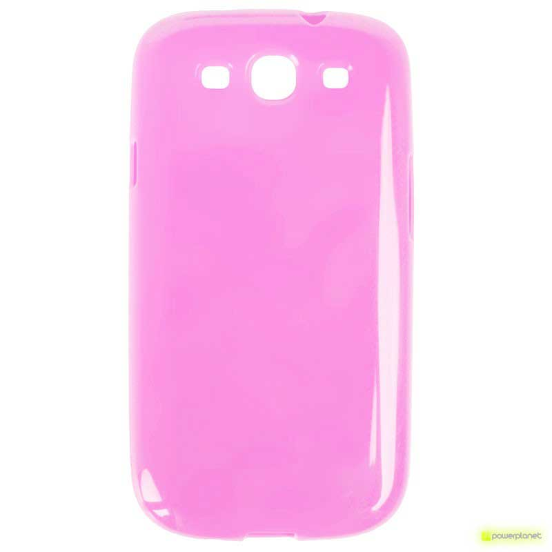 Silicone Case Samsung A3 - Item
