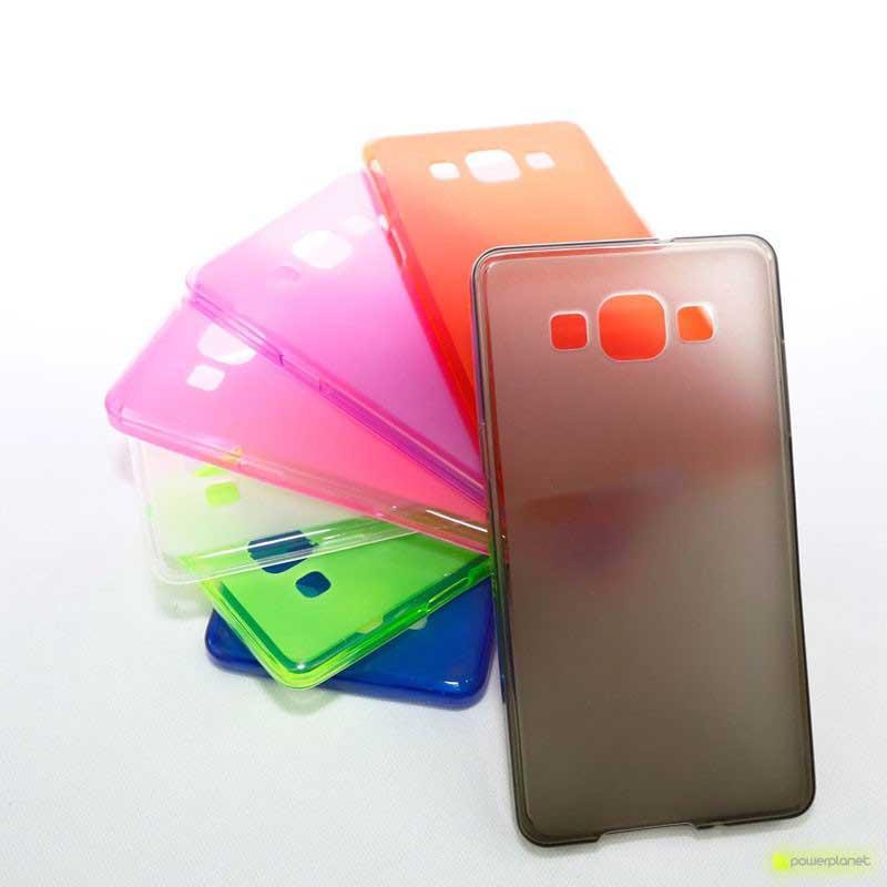 Capa tipo livro Samsung A5 - Item1