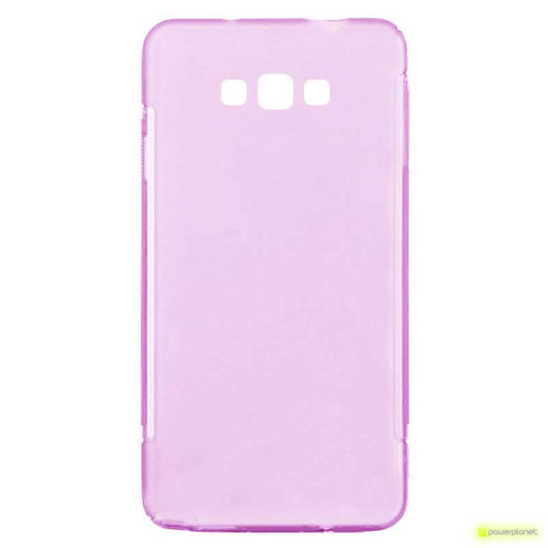 Silicone Case Samsung A7 - Item