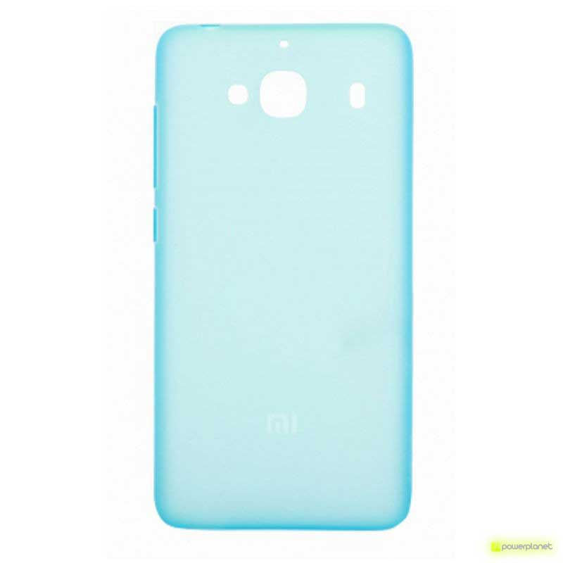 funda silicona Xiaomi Redmi 2