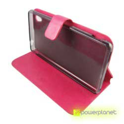 Flip Cover Sony Xperia m4 - Item3