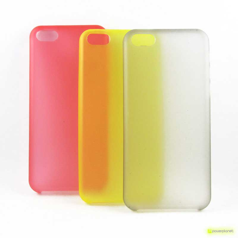 Tampa Traseira iPhone 5c - Item1