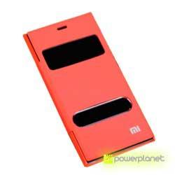 Capa Tipo Livro com dupla Janela Xiaomi Mi3 - Item3
