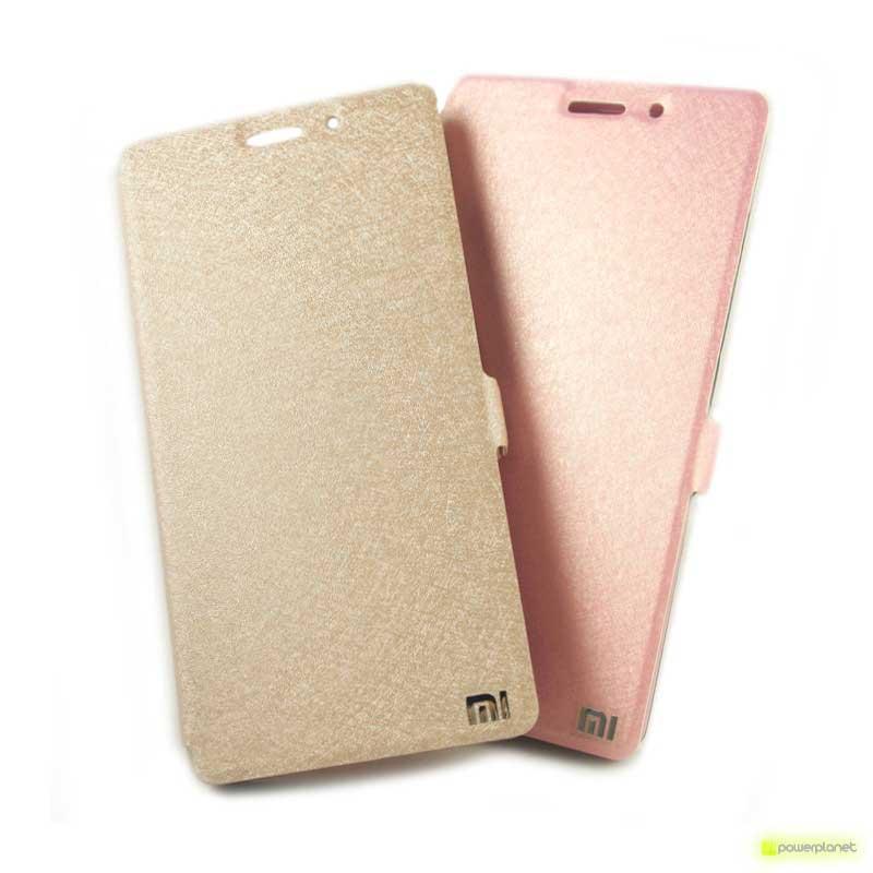 Funda Tipo Libro Xiaomi Redmi Note flexible - Ítem1