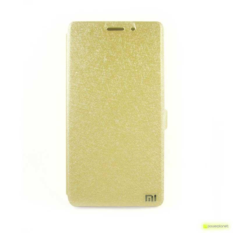 Funda Tipo Libro Xiaomi Redmi Note flexible - Ítem3