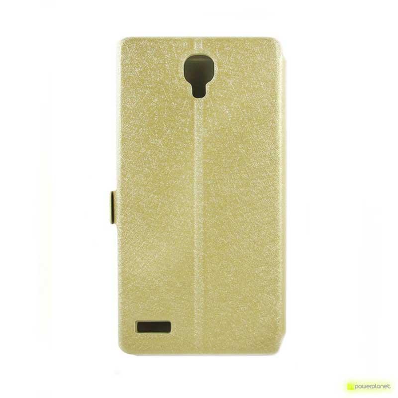 Funda Tipo Libro Xiaomi Redmi Note flexible - Ítem4