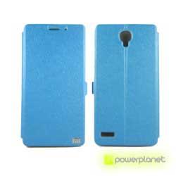 Funda Tipo Libro Xiaomi Redmi Note flexible - Ítem5