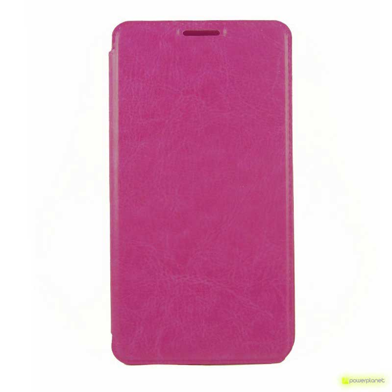 Capa tipo Livro Elephone P8000 - Item3