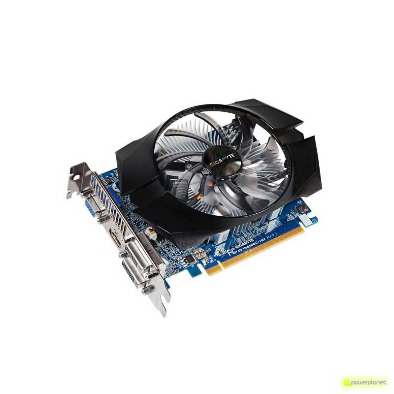 Gigabyte GeForce GTX 650 1GB OC