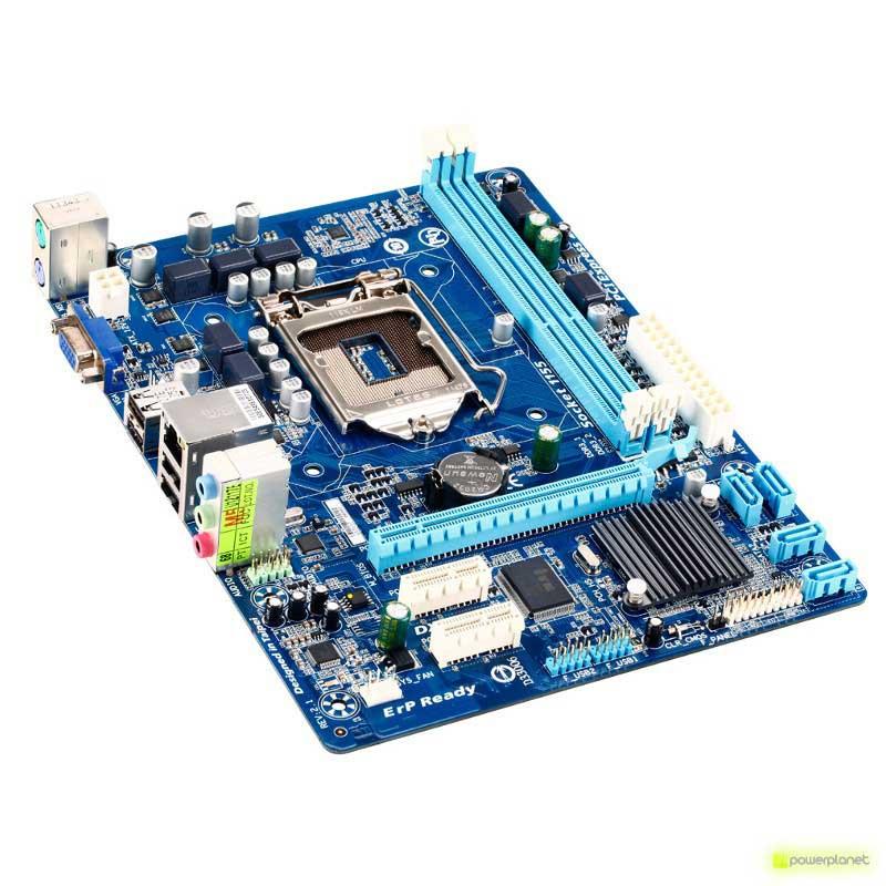 Gigabyte GA-H61M-S1 motherboard