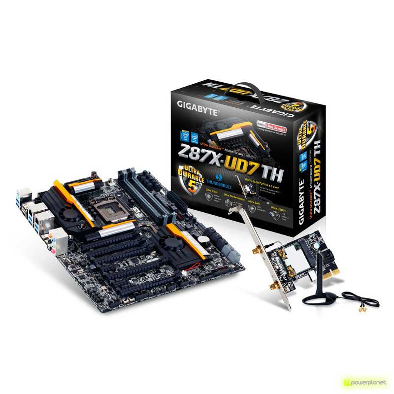 Gigabyte GA-Z87X-UD7 TH placa base