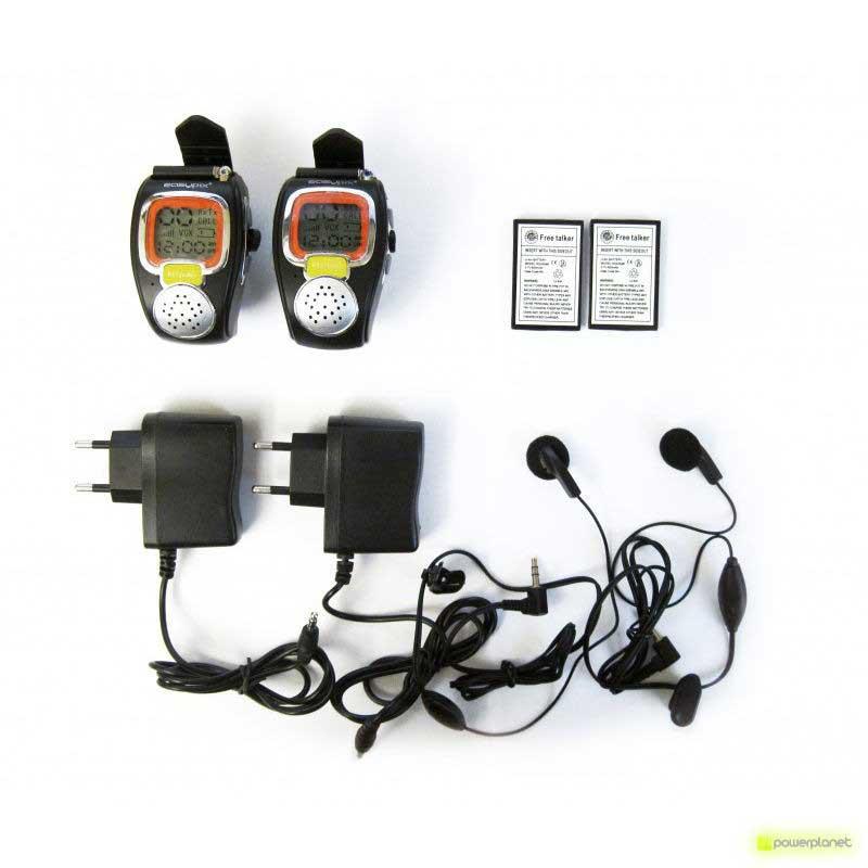 comprar reloj walkie talkie oki doki - Ítem2