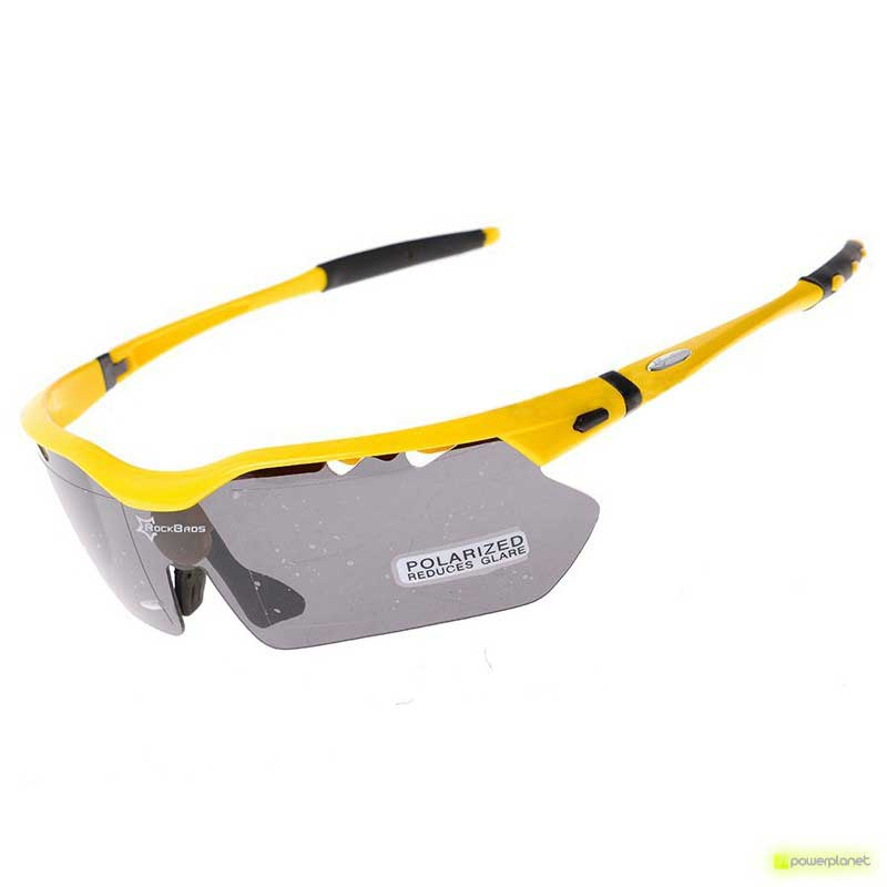 Tinted Glasses 1008 Rockbros - Item3
