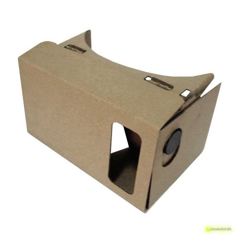 DIY Google Cardboard VR Gafas 3D para Smartphone - Ítem1