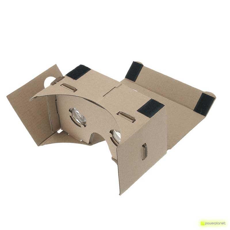 DIY Google Cardboard VR Gafas 3D para Smartphone - Ítem5