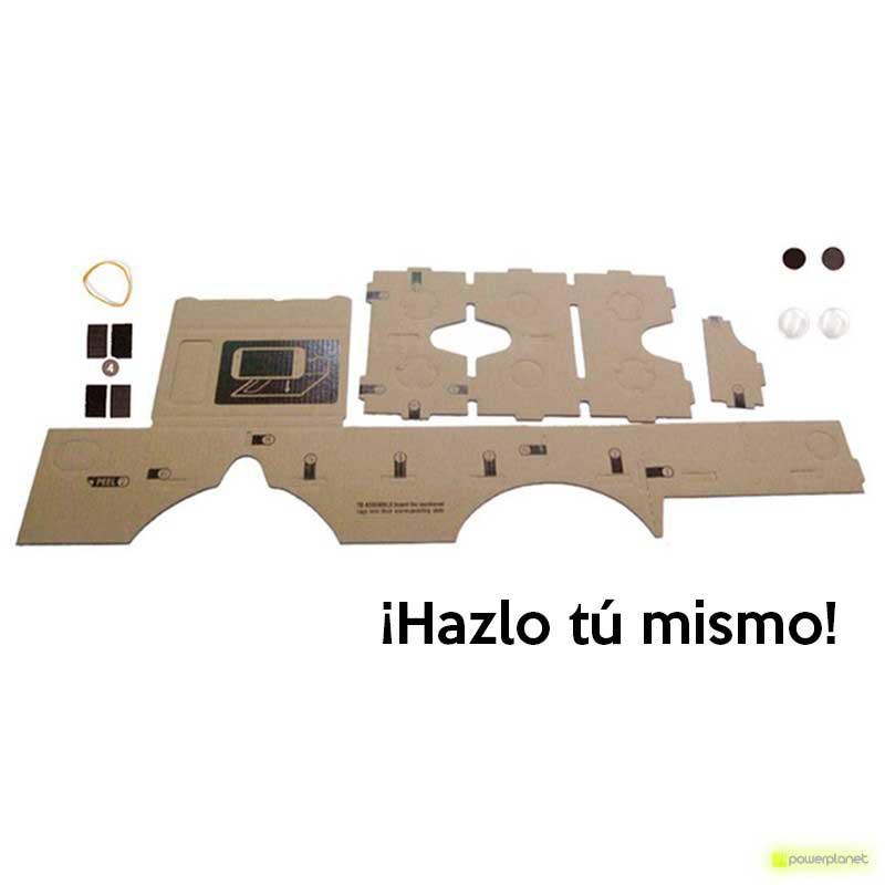 DIY Google Cardboard VR Gafas 3D para Smartphone - Ítem7