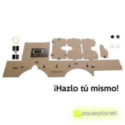 DIY Google Cardboard VR Gafas 6