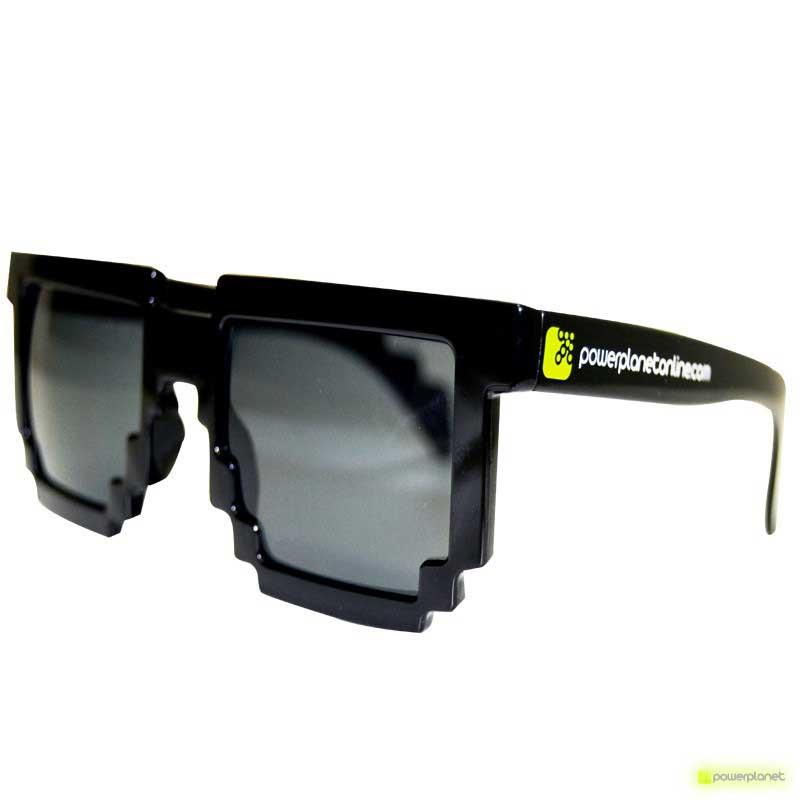 óculos 8 bits