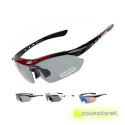 Gafas Ciclismo Polarizadas 10001 Rockbros - Ítem1