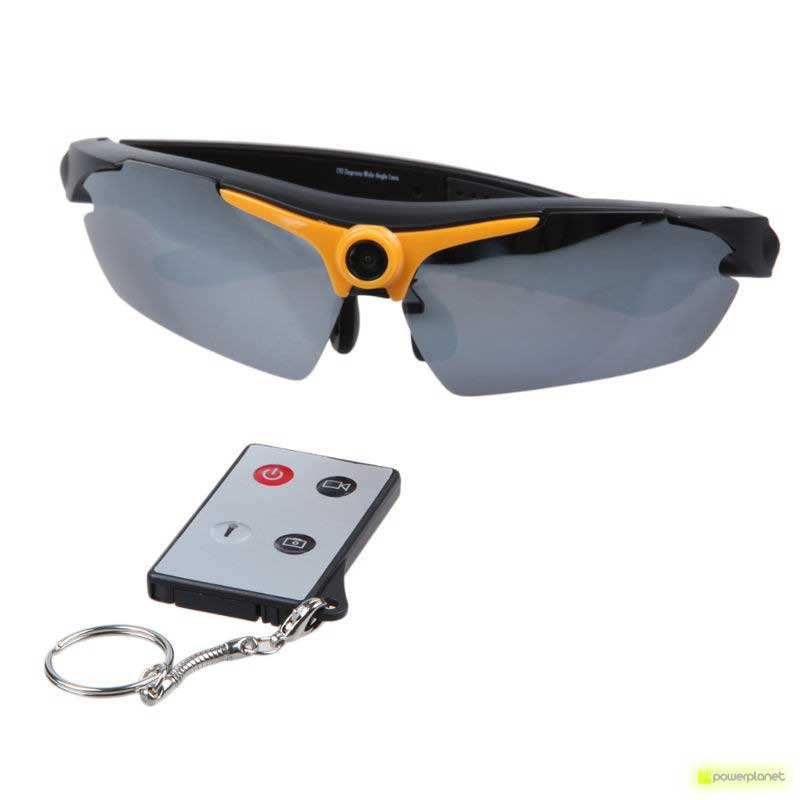 Sport Sunglasses HD - Item2