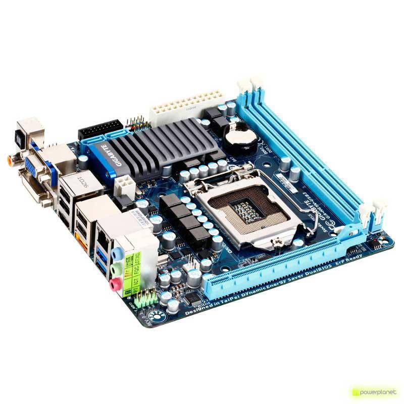 Gigabyte GA-H61N-USB3 placa base