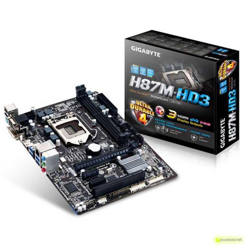 Gigabyte GA-H87M-HD3 motherboard