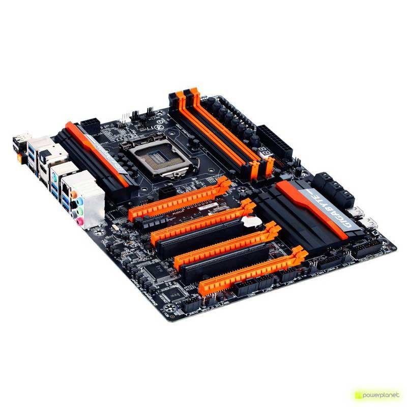 Gigabyte GA-Z87X-OC placa base