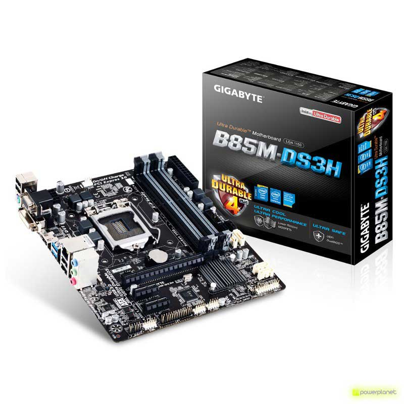 Gigabyte GA-B85M-DS3H placa base