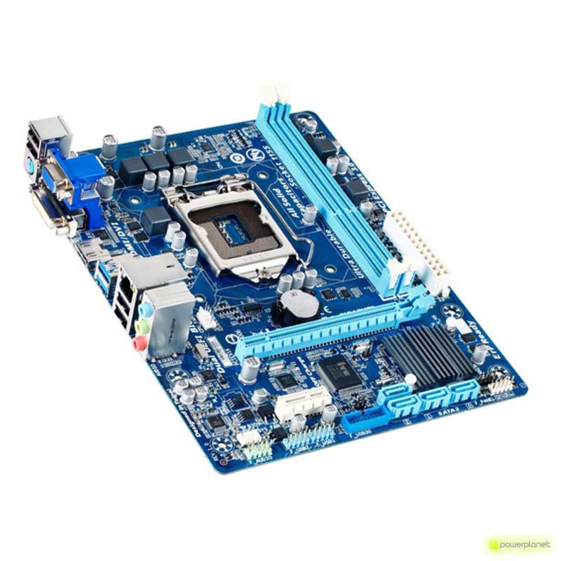 Gigabyte GA-H61M-USB3H placa base