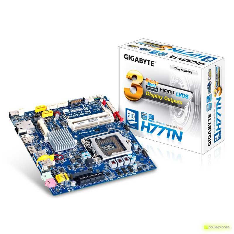 Gigabyte GA-H77TN motherboard