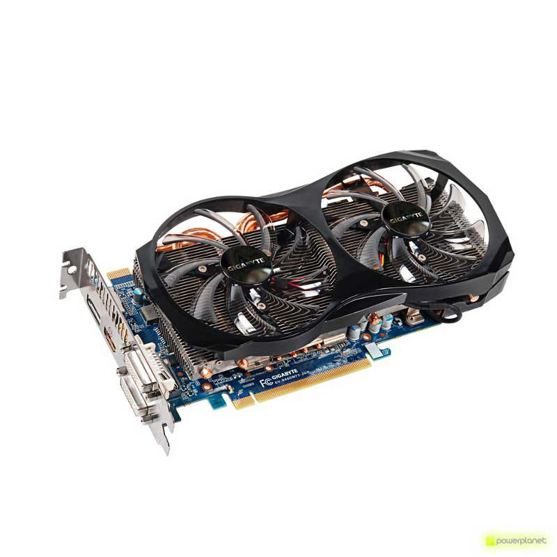 Gigabyte GeForce GTX 660, 2GB, WindForce 2X - Item