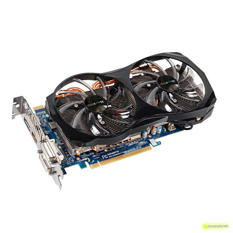 Gigabyte GeForce GTX 660 2GB OC - Ítem