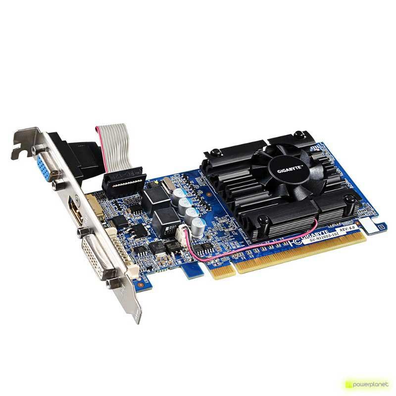 Gigabyte GV-N610-1GI (rev. 1.0)
