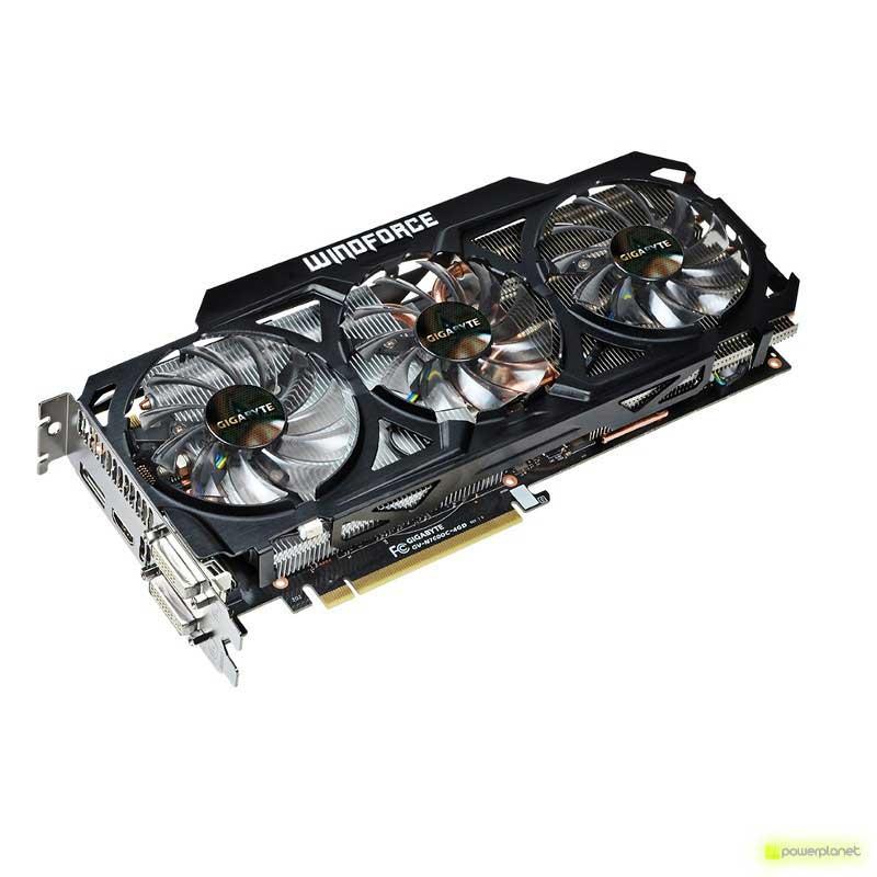 Gigabyte GV-N760OC-2GD REV. 2.0 video card