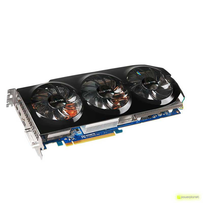 Gigabyte Radeon R9 280X, 3GB