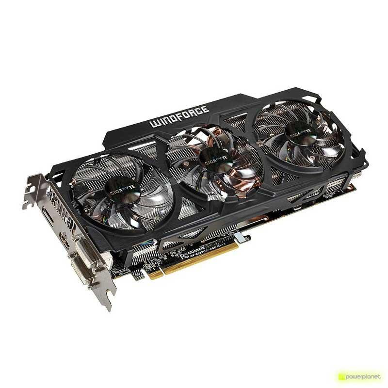 Gigabyte Radeon R9 290, 4GB