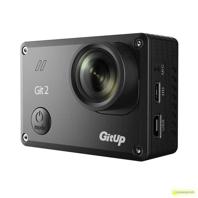 GitUp Git2 Action Camera Standard Packing - Ítem1