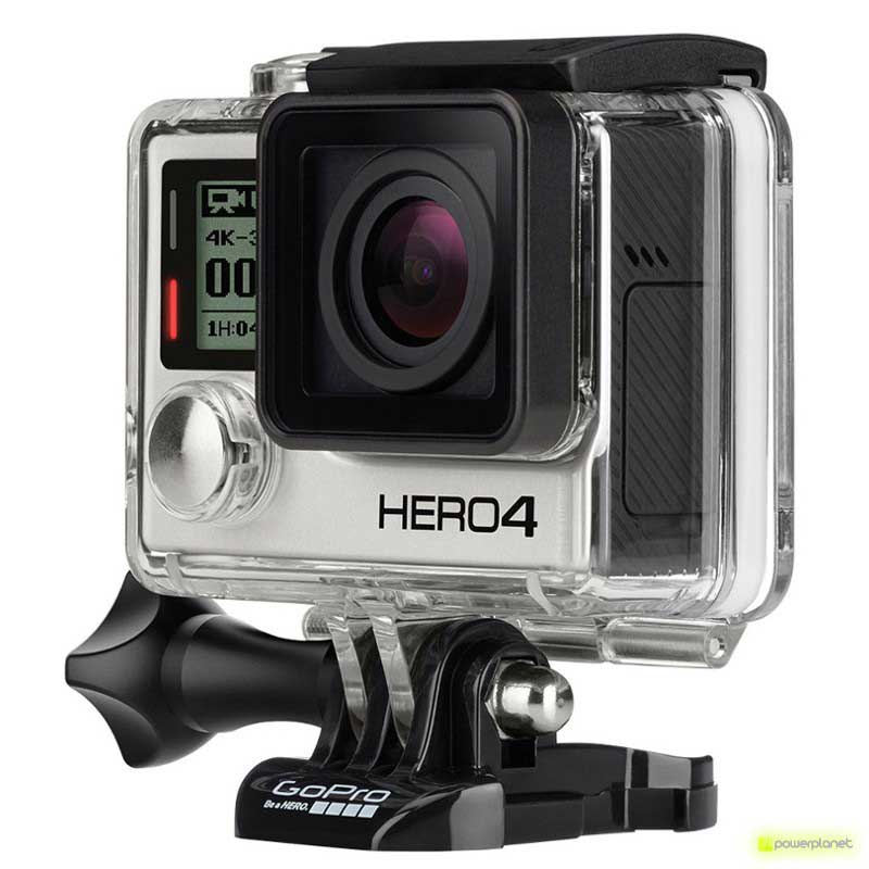 GoPro Hero 4 Black Camara - Powerplanetonline