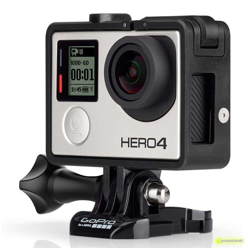 GoPro Hero 4 Silver - Videocámara - Powerplanetonline