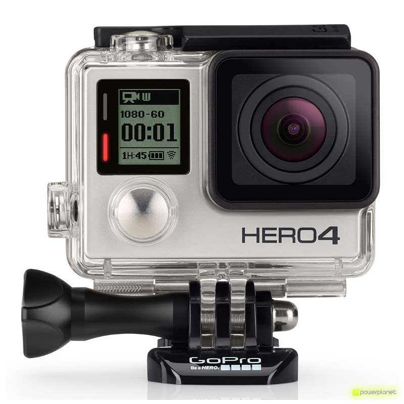 GoPro Hero 4 Silver - Item1