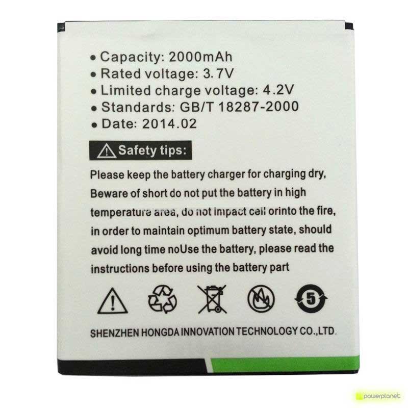 Batería haipai- X3S P6S X3W