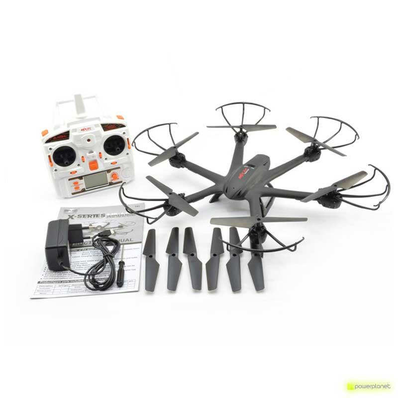 Quadcopter MJX X600 - Item6