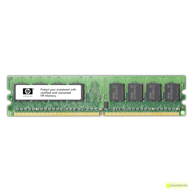 HP 4GB DDR3 1600MHz - Item