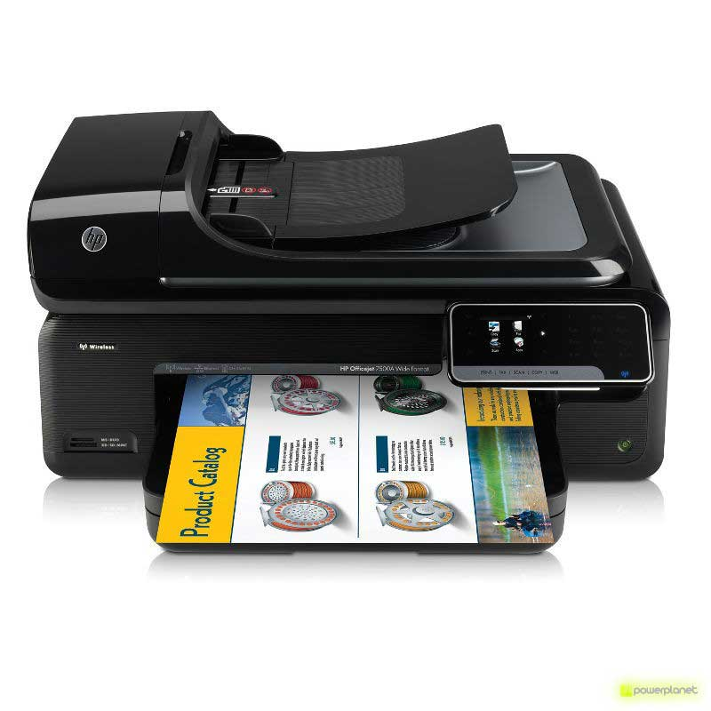 HP OfficeJet 7500A A3
