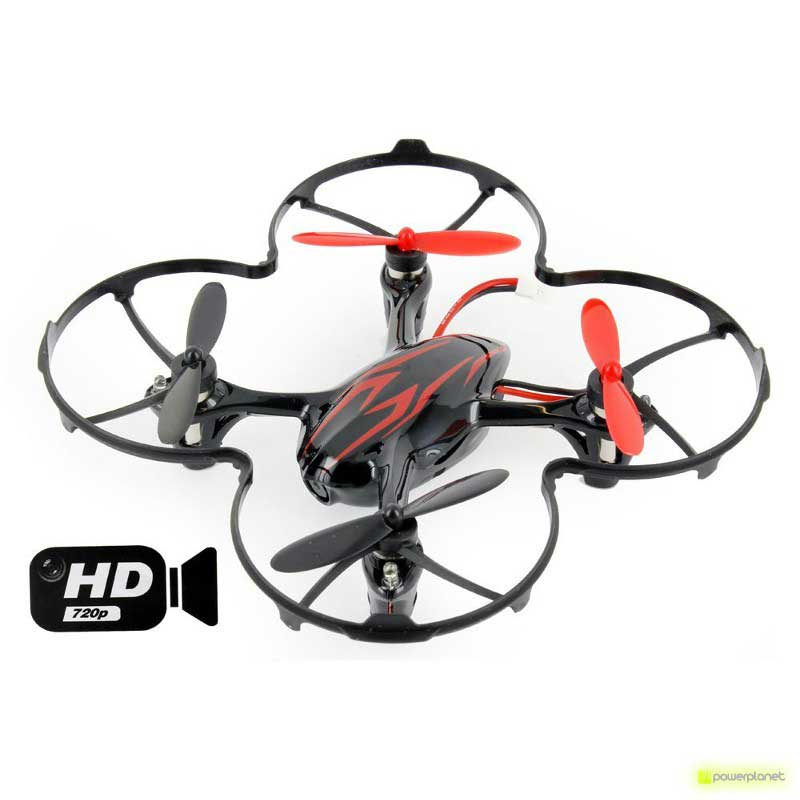 Hubsan X4 H107C HD - Ítem4